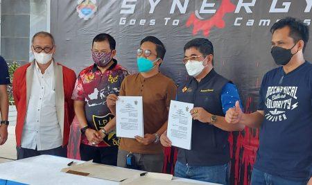 Raker IKA Mesin Unhas rangkaikan MoU berbagai Perusahaan Milik Alumni Mesin Unhas dengan Fakultas Teknik