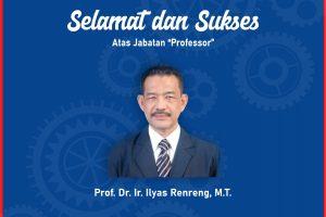 Prof. Ilyas Renreng